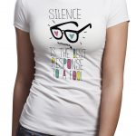 silence is the best response bela